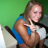 Random pictures from exgirlfriends myspace